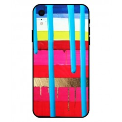iPhone XR Brushstrokes Cover