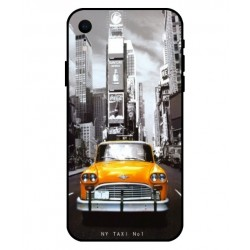 iPhone XR New York Taxi Cover