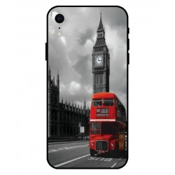 London Style iPhone XR Schutzhülle