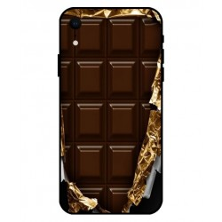 Funda Protectora 'I Love Chocolate' Para iPhone XR