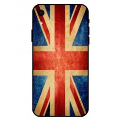 Funda Vintage UK Para iPhone XR