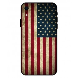 Funda Vintage America Para iPhone XR