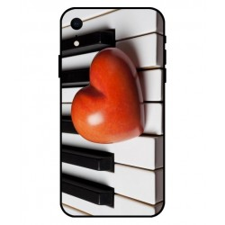 Funda I Love Piano Para iPhone XR