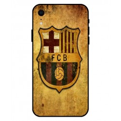 iPhone XR FC Barcelona case