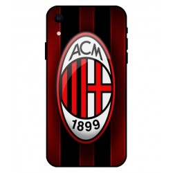 Funda AC Milan para iPhone XR