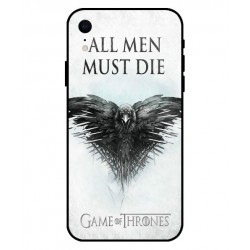 All Men Must Die iPhone XR Schutzhülle