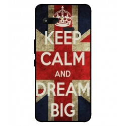 Asus ROG Phone Keep Calm And Dream Big Cover