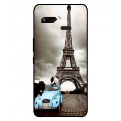 Asus ROG Phone Vintage Eiffel Tower Case