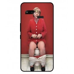 Asus ROG Phone Angela Merkel On The Toilet Cover