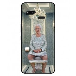 Asus ROG Phone Her Majesty Queen Elizabeth On The Toilet Cover
