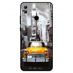 Coque New York Taxi Pour Huawei Honor 10 Lite
