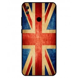 Coque Vintage UK Pour Huawei Honor 10 Lite