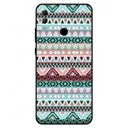 Funda Bordado Mexicano Para Huawei Honor 10 Lite