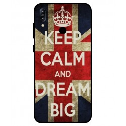 Carcasa Keep Calm And Dream Big Para Asus Zenfone Max Pro M1 ZB601KL