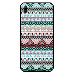 Coque Broderie Mexicaine Pour Huawei Enjoy 9