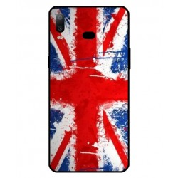 Coque UK Brush Pour Samsung Galaxy A6s