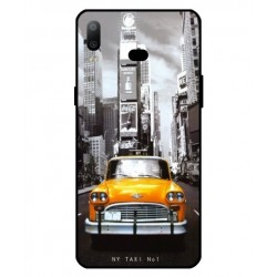 Coque New York Taxi Pour Samsung Galaxy A6s