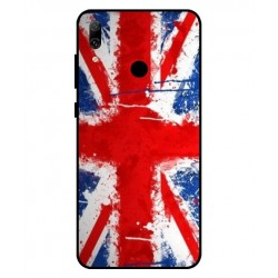 Coque UK Brush Pour Huawei Y7 Pro 2019