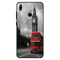 Huawei Y7 Pro 2019 London Style Cover
