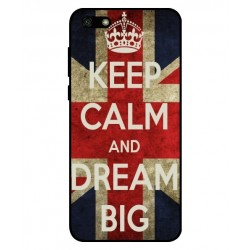 Huawei Y5 Lite 2018 Keep Calm And Dream Big Cover