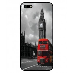 Protection London Style Pour Huawei Y5 Lite 2018