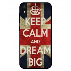 Asus ZenFone Lite L1 ZA551KL Keep Calm And Dream Big Cover