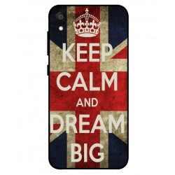 Asus ZenFone Live L1 ZA550KL Keep Calm And Dream Big Cover