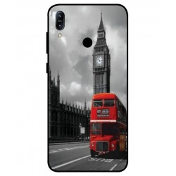 Protection London Style Pour Asus Zenfone Max M2 ZB633KL