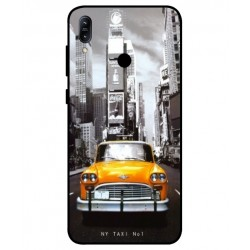 Asus Zenfone Max M2 ZB633KL New York Taxi Cover