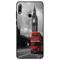 Asus Zenfone Max Pro M2 ZB631KL London Style Cover