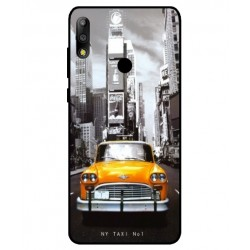 Asus Zenfone Max Pro M2 ZB631KL New York Taxi Cover