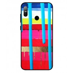 HTC U12 Life Brushstrokes Cover