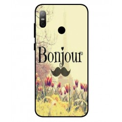 HTC U12 Life Hello Paris Cover