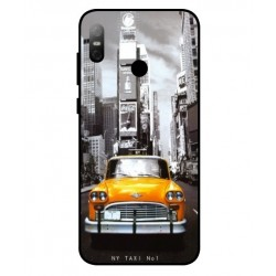 HTC U12 Life New York Taxi Cover