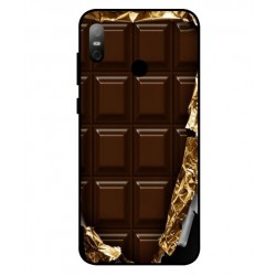 HTC U12 Life I Love Chocolate Cover