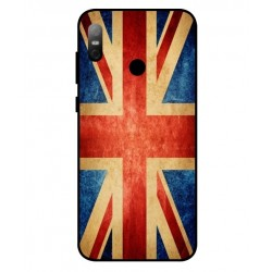 HTC U12 Life Vintage UK Case