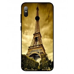 HTC U12 Life Eiffel Tower Case