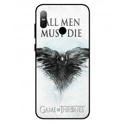HTC U12 Life All Men Must Die Cover
