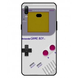 Samsung Galaxy A6s Game Boy Cover