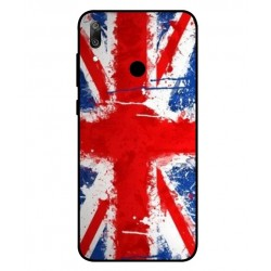 Coque UK Brush Pour Huawei Y6 2019