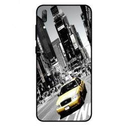 Huawei Y6 2019 New York Case