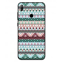 Coque Broderie Mexicaine Pour Huawei Y6 2019