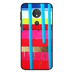 Motorola Moto G7 Power Brushstrokes Cover