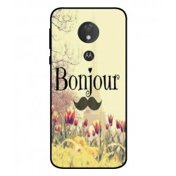 Coque Hello Paris Pour Motorola Moto G7 Power