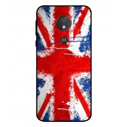 Coque UK Brush Pour Motorola Moto G7 Power