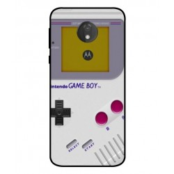 Motorola Moto G7 Power Game Boy Cover