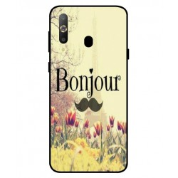 Samsung Galaxy A8s Hello Paris Cover