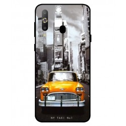 Samsung Galaxy A8s New York Taxi Cover