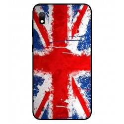 Coque UK Brush Pour Samsung Galaxy A10