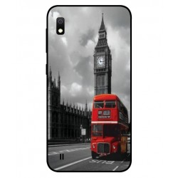 Samsung Galaxy A10 London Style Cover